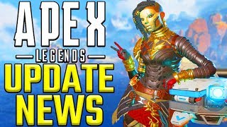 Apex Legends Update on Iron Crown Event! (Skin Store Changes)