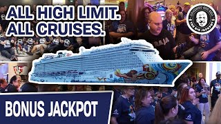 🤑 ALL High-Limit Slot Machine GROUP PULLS From… 🚢 EVERY. SINGLE. CRUISE.