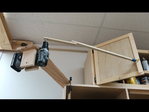 Wooden Handle Test Apparatus!
