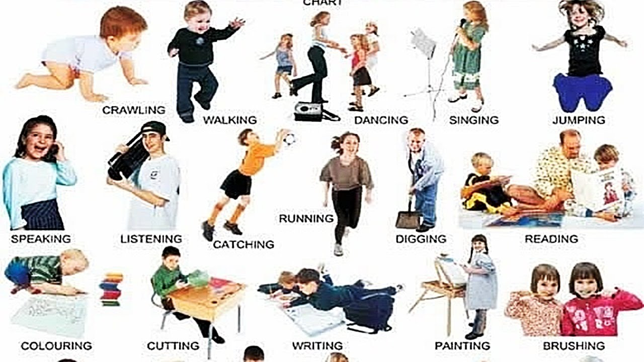 action verbs in english action verbs in english