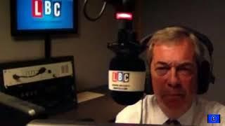 Brexit fallout: vet destroys Nigel Farage live on LBC