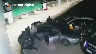 La Policía Nacional pilla 'in fraganti' a un grupo criminal especializado en alunizajes