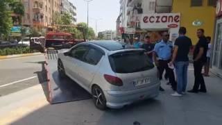 Araçlarının Çekilmesini İstemeyen Sürücüler Zorluk Çıkarttı