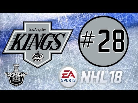 NHL 18 ~ Los Angeles Kings Franchise Mode ~ #28 (Oh My..)