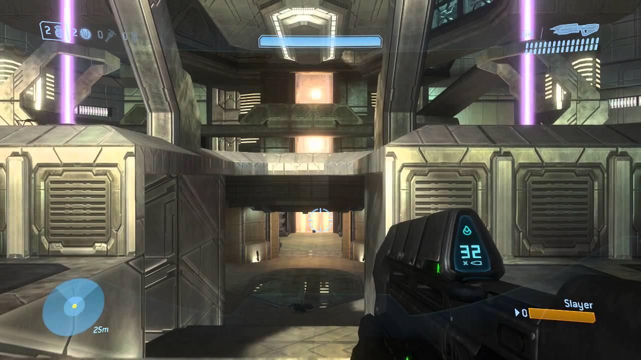 Halo 3 Construct Map