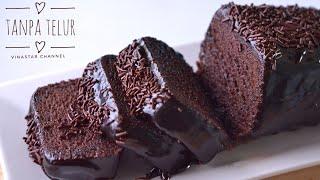Download Kue Chocolatos Lembut Tanpa Telur,Tanpa DCC,Takaran Sendok, Kue Coklat Simple