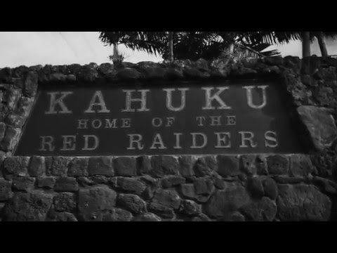 "Kahuku Red Raiders 2015-2016 pump up ""Big Red"""