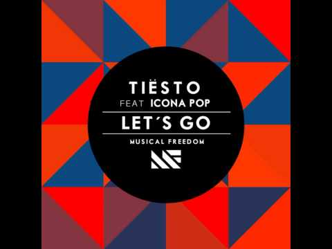 09. Tiësto ft. Icona Pop - Let's Go [A Town Called Paradise Album]