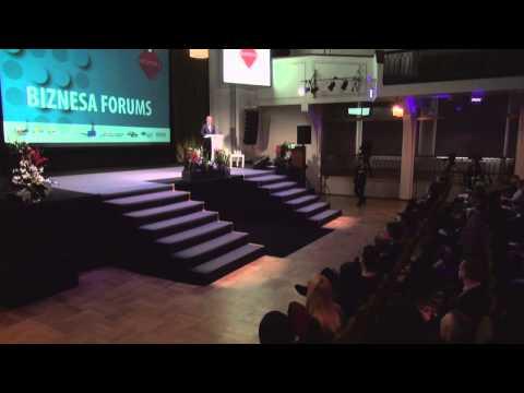 LIAA Biznesa foruma 2013 atklāšana