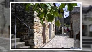 Le Village De Sainte Enimie - Lozère