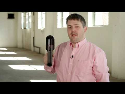Workflow Demonstration: Leica BLK2GO Handheld Laser Scanner