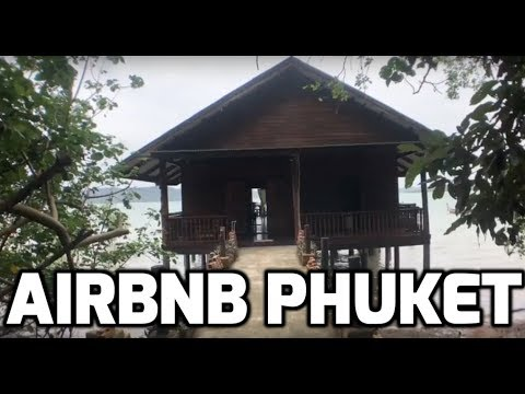 A Tour of Our Overwater Airbnb Bungalow in Thailand!