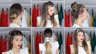 видео Прически на длинные волосы