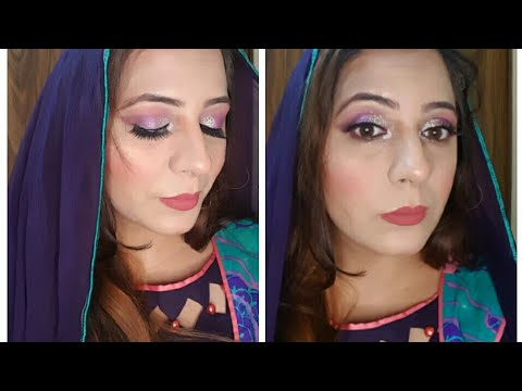 easy glam makeup for beginners /with affordable products