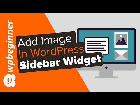 How to Add an Image in the WordPress Sidebar Widget: 4 Simple Ways