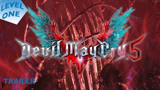 DEVIL MAY CRY 5 - OFFICIAL GAME AWARDS 2018 TRAILER - XBOX ONE
