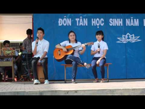 Accoustic - Lễ đón tân trường THPT Lý Thường Kiệt 2014-2015