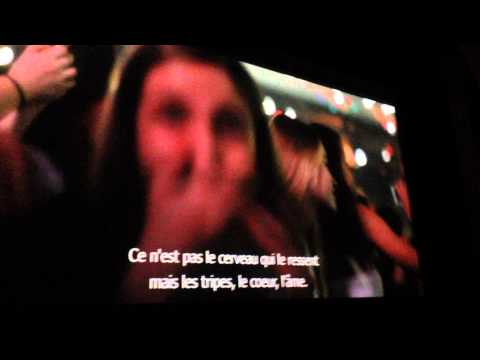 Avant Première PARIS - BELIEVE MOVIE (Die in your arms) 8 janvier 2014 - GRAND REX