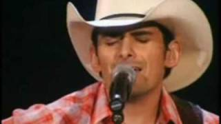 Brad Paisley - When i Get Where I m Going Live ( acoustic )