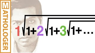 In this video I'll talk about Ramanujan's infinite roots problem, g...