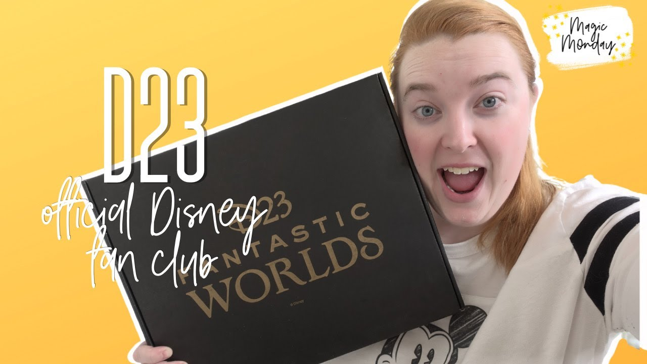 Download What is D23 & Is It Worth the Membership Price?