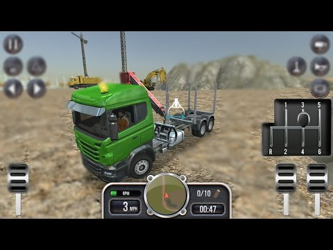 Download Real Manual Truck Simulator 3D APK For Android