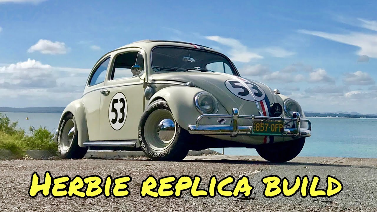 Herbie replica build