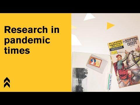 ASU IHR Event: Research in the Age of Coronavirus