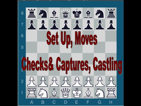 How to Play Chess : Beginner Chess Lesson 1