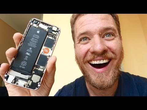 Thumbnail: How I Made My Own iPhone - in China