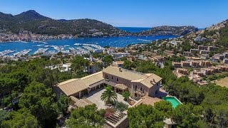 9.550.000 million Euro Tremendous Rustic Mansion in Port Andratx