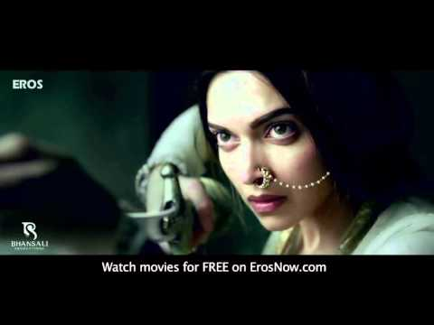 deewani mastani full video song 720p hd