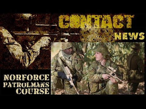 NORFORCE Patrolmans Course