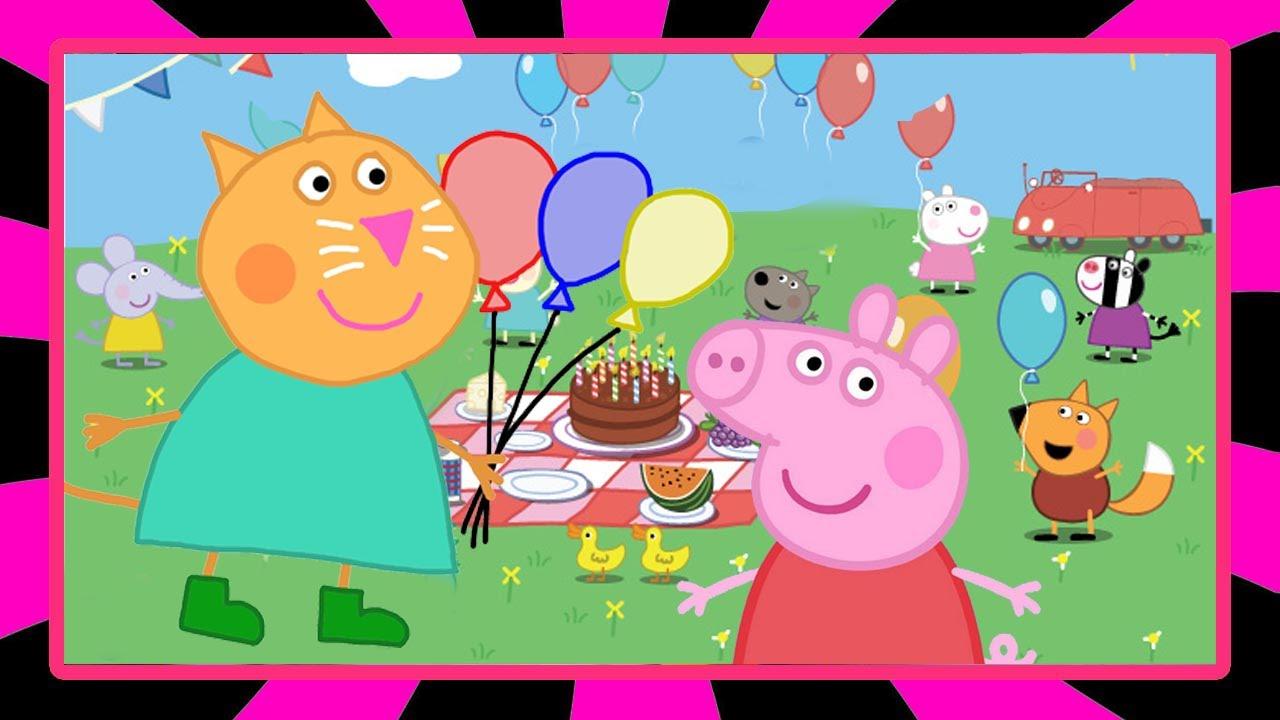 с днем рождения валерия именное поздравление от свинки пэппы рубец