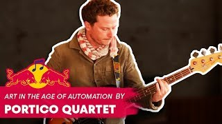 Скачать Portico Quartet Performs New Music From Art In The Age Of Automation See Hear Now