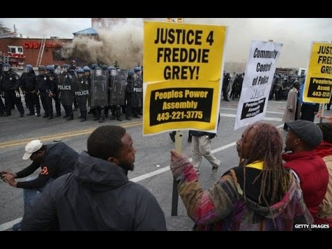 The Tragic Death of Freddie Gray : Documentary