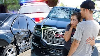 Natalia Gets In A Major CAR ACCIDENT! 🚨 Police Were Called...