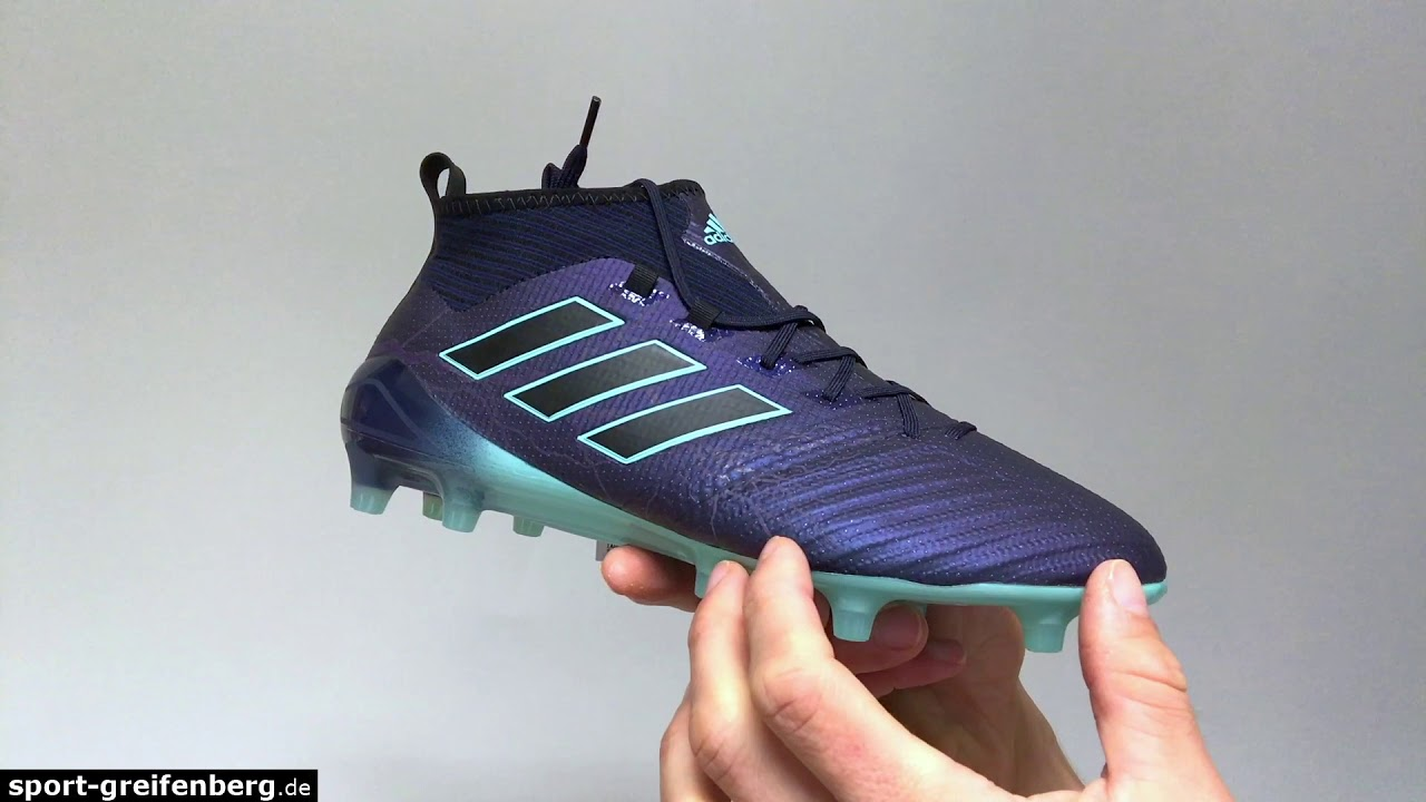 64779742c Adidas Ace 17.1 FG Thunder Storm - YouTube