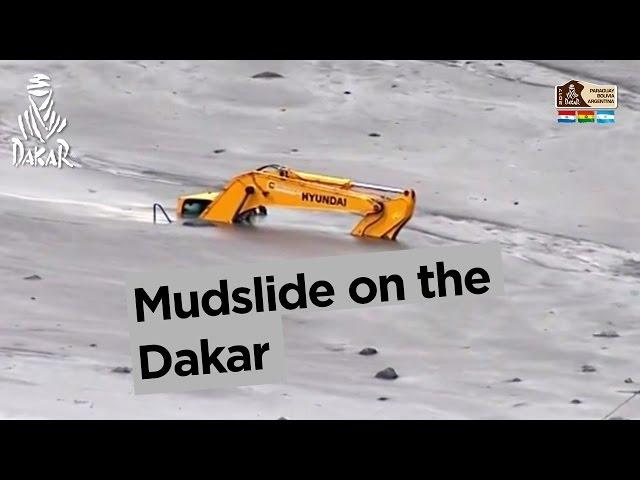 La 9e étape du Dakar annulée
