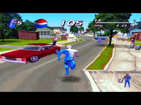 pepsiman game review ps1