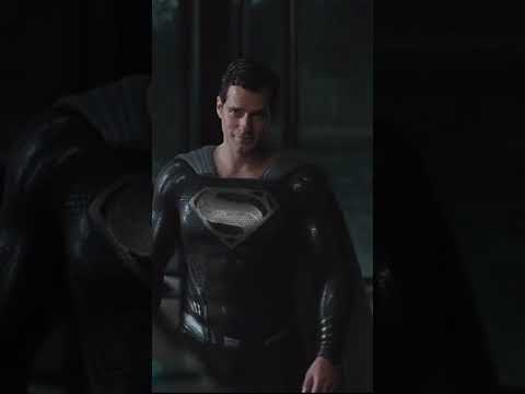 Black Superman meets Alfred