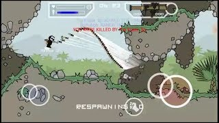 Mini militia unlimited ammo with double gun and unlimited bazuka