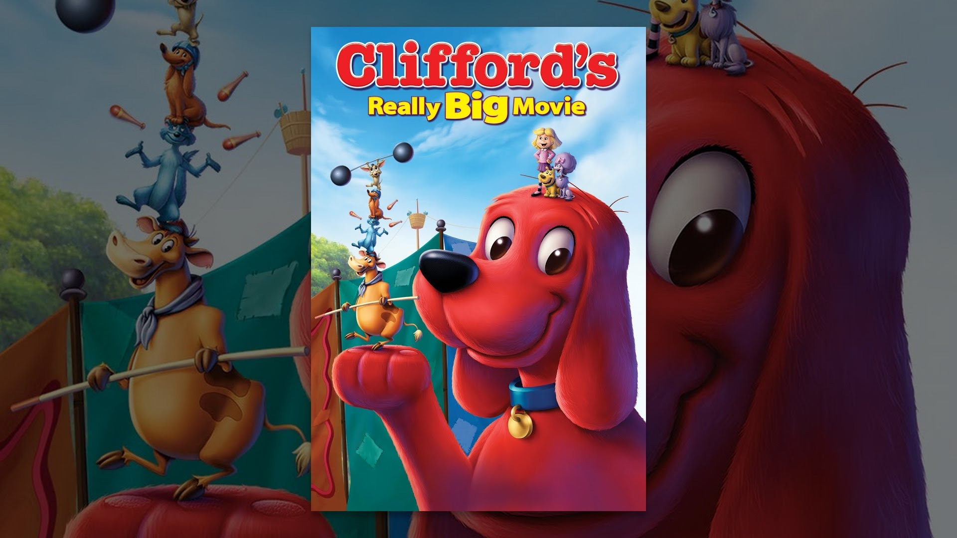 Clifford the Big Red Dog - Wikipedia