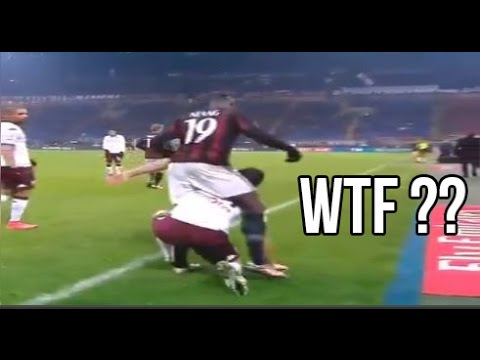 Funny Football Moments 2016 – Fails, Dives, Bloopers