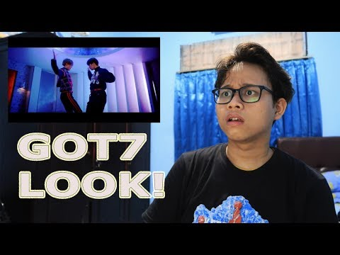 "GOKS GILA! GOT7 ""LOOK"" MV REACTION"