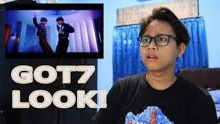 "GOKS GILA! GOT7 ""LOOK"" MV REACTION Video"