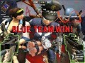 POINT BLANK CLAN WAR - 2.1- ELiTE GAMERz vs PB ALL STARs