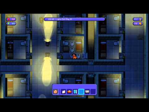 Dabber GAMING - ALCATRAZ - The Escapists (NEW DLC) (Part 3) |