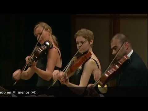 Introducción al Concierto de Brandeburgo nº3 BWV 1048 de Bach (1721)