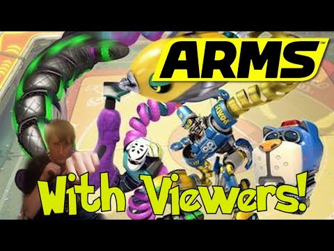 Catch These ARMS with Viewers! 6-29-2017